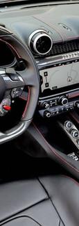 Ferrari Portofino with Negro interior an