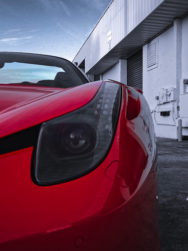 Ferrari 458 Headlight Coppola Concierge