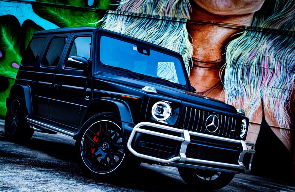 G63 AMG in Miami