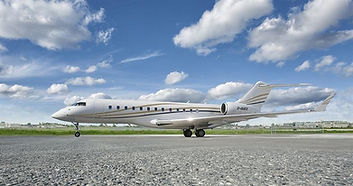 Global Express XRS Private business jet for charter
