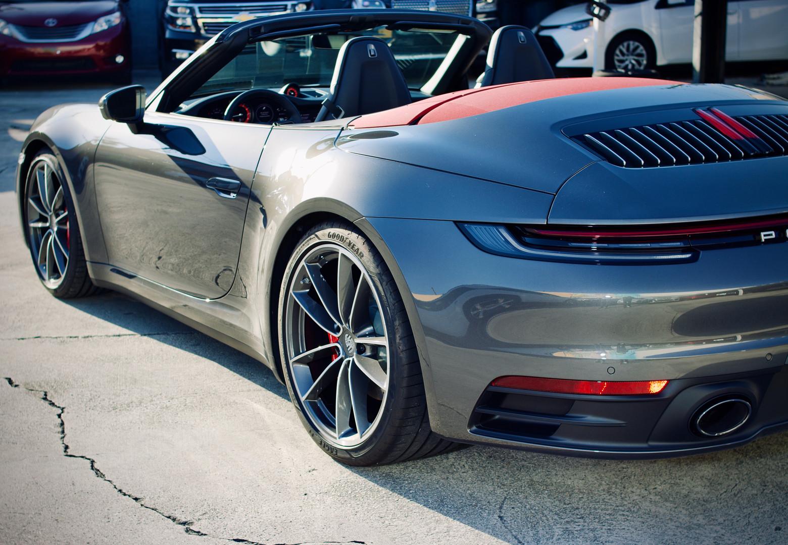 Porsche Carrera 4S rear by Coppola Conci