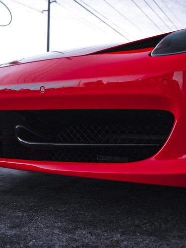 Ferrari 458 Grill By Coppola Concierge