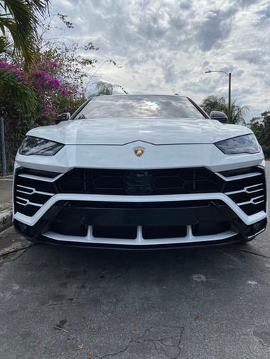 Lamborghini URUS by Coppola Concierge
