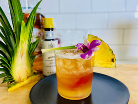 Spice Up Your Mai- Tai