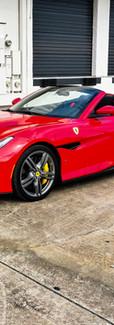 Ferrari Portofino front by Coppola Conci
