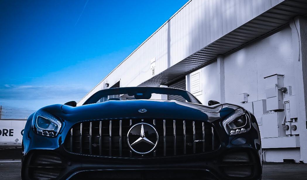 Mercedes AMG GTC by Coppola Concierge
