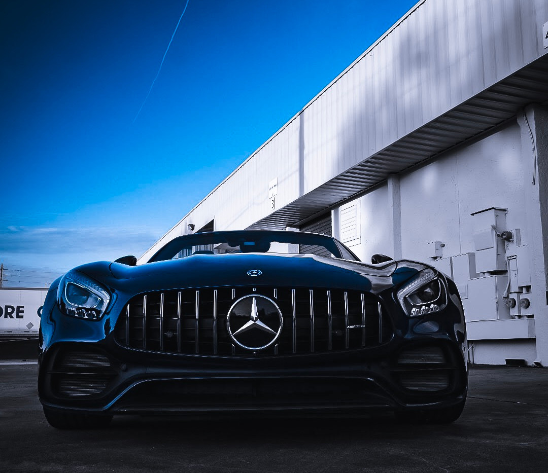 Mercedes AMG GTC by Coppola Concierge
