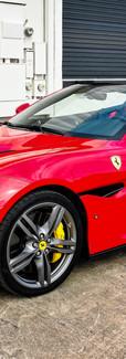 Ferrari Portofino by Coppola Concierge