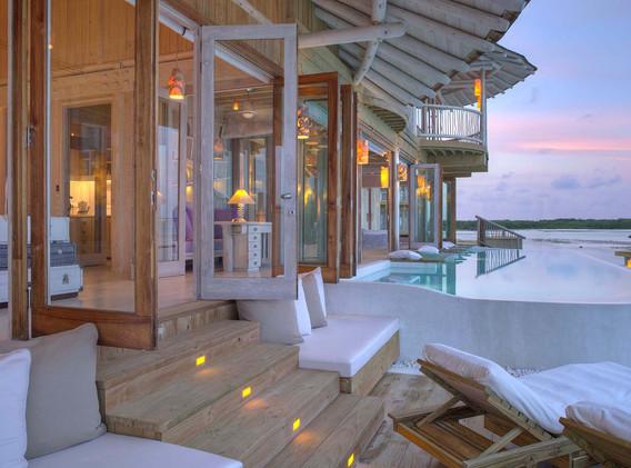 Villas with a pool