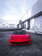 Ferrari 458 Coppola Concierge