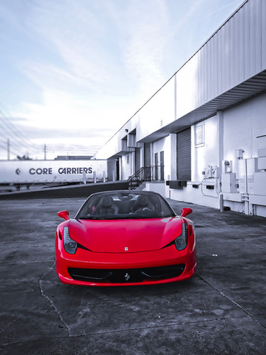Ferrari 458 Coppola Concierge