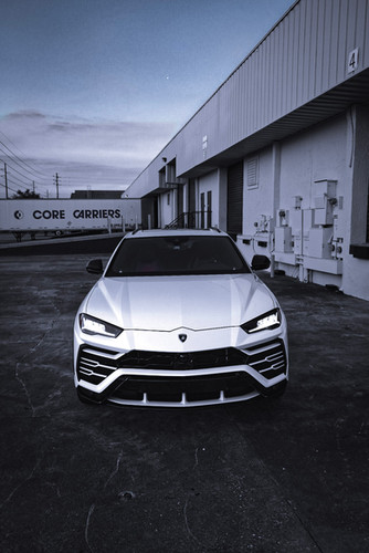URUS in the eve