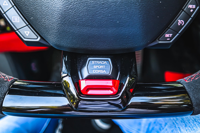 2020 Blue Lamborghini Huracan Eco Drive