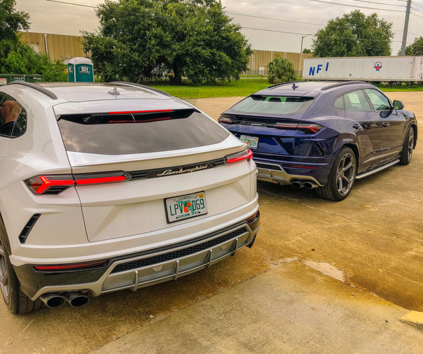 Brother and sister URUS