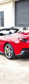 Ferrari Portofino Back side by Coppola C