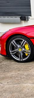 Ferrari Portofino side shot by Coppola C