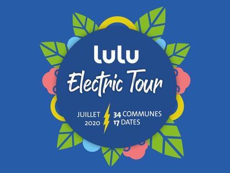 Lulu Electric Tour 2020