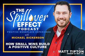 the spillover effect podcast guest - mat