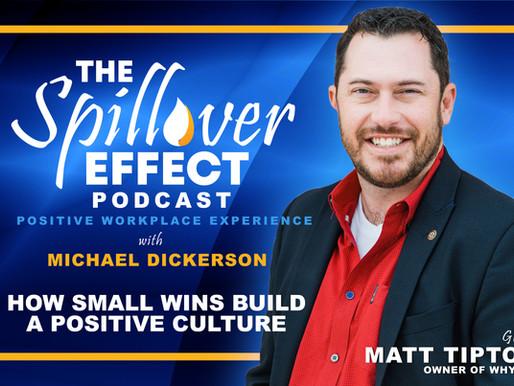 The Spillover Effect Podcast w/ Matt Tipton
