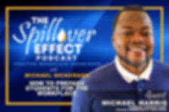 the spillover effect podcast guest - mic