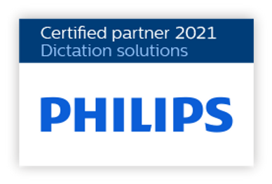 Philips Dictation Certified Partner