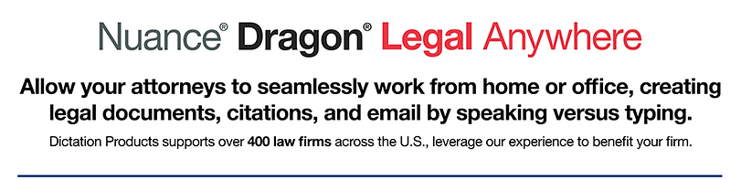 Dragon Legal Anywhere