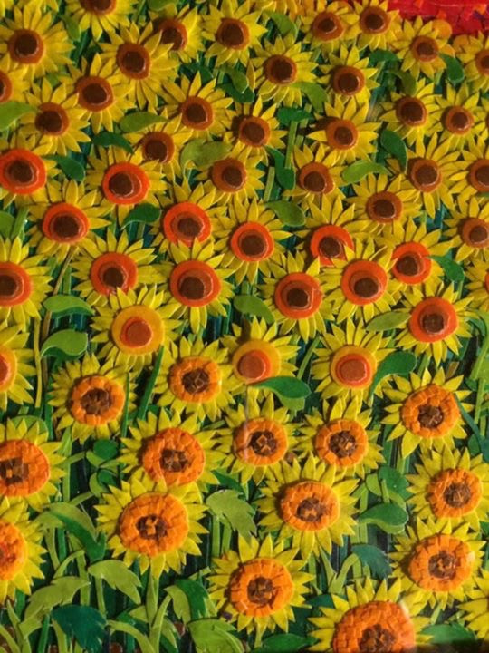 Sunflower Field 3