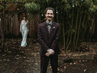 Nick and Madeline's Intimate Portland Oregon Elopement
