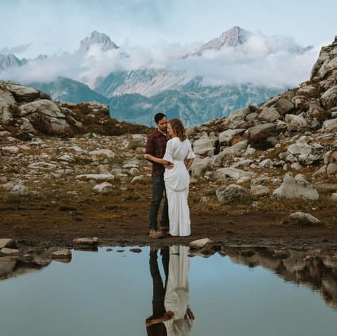 Pacific Northwest Wedding Photographer
