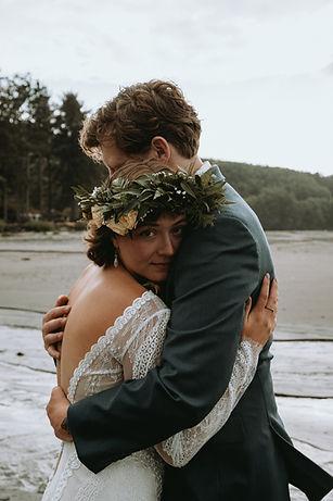 Olympic National Park Wedding