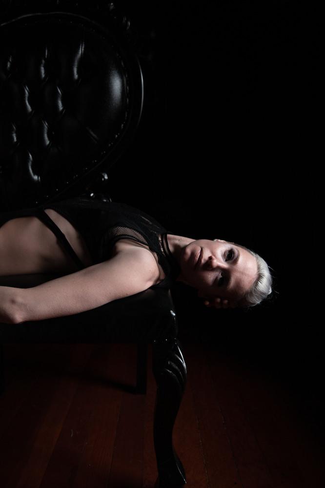 Alicia Cutia for Dante's