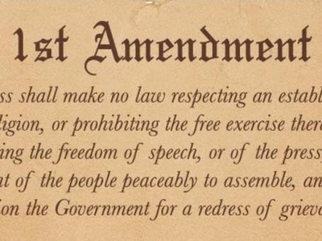 The War on the First Amendment