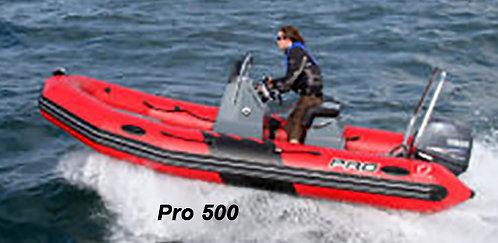 Zodiac Pro 500's (Basic, BayRunner, Classic, Jockey)