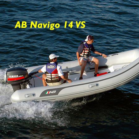 AB Navigo VS (8.5' to 15' with Bow Locker)