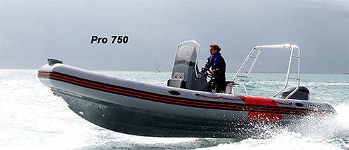 Zodiac Pro 750's (Basic, Classic T-Top, Rec Pro T-Top, Optimum)