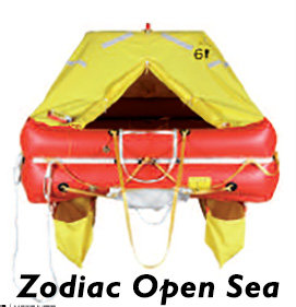 Zodiac Open Sea