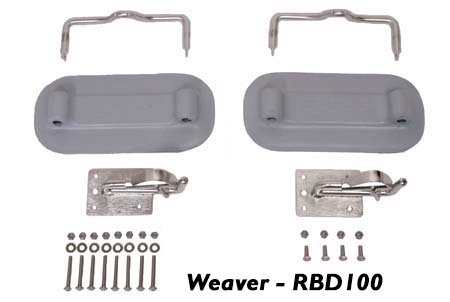Weaver Davits For Inflatables - RBD100