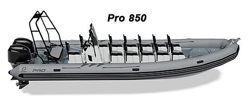 Zodiac Pro 850's (Basic, Classic T-Top, Rec Pro T-Top, Optimum)