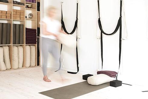 Yoga Spot Hamburg Studio
