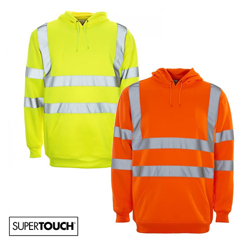 Supertouch - Hi Visibility Hoody