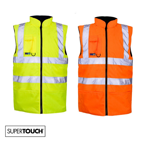 Supertouch - Hi Visibility Bodywarmer