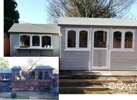 Repair, repaint and renovate!