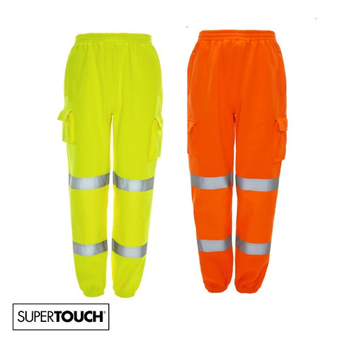 Supertouch - Hi Visibility Joggers