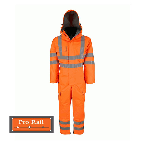 Pro-Rail - Hi Visibility Waterproof Breathable Overall