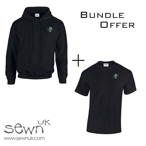Bundle Offer - 1xHoody & 1xCrew T-shirt
