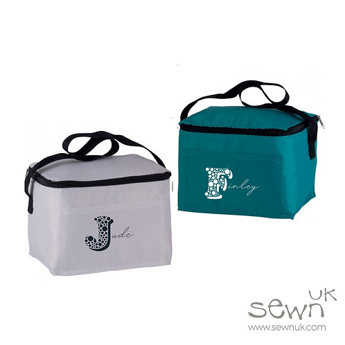 Lunchbox/Mini Cooler Bag - Personalised