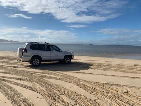 Noosa Northshore - Rainbow Beach - Fraser Island