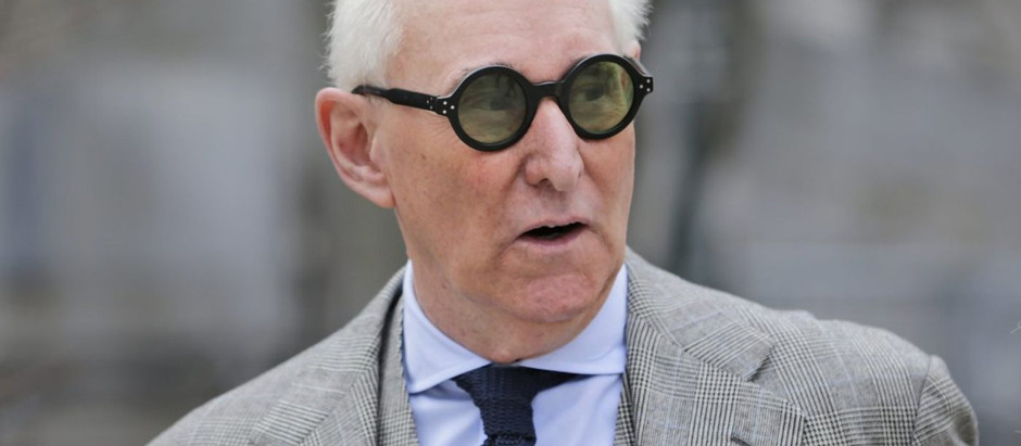 Roger Stone Narrated My Animated Bedtime Story