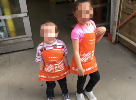 Home Depot To Host Elementary School Classes