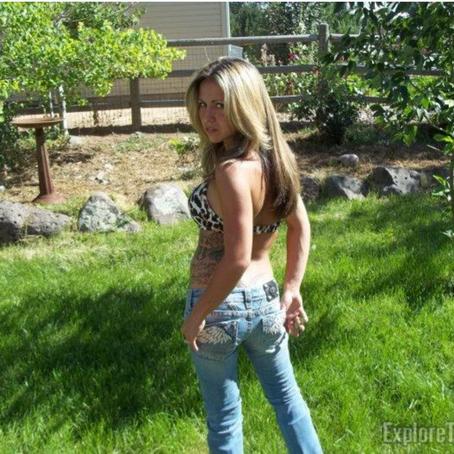 """Lauren's Short lived """"Modeling Career."""""""